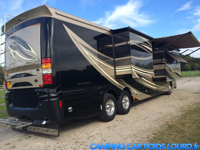 camping cars am ricains camping car poids lourd. Black Bedroom Furniture Sets. Home Design Ideas