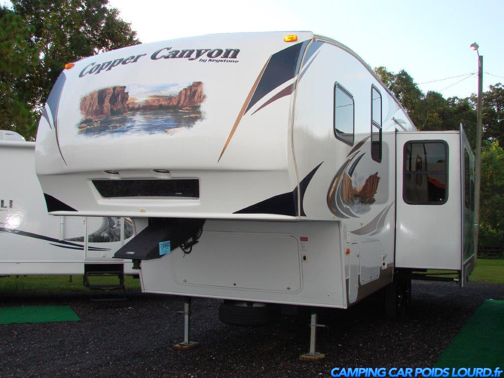 Copper Canyon by Keystone 2014   39900€
