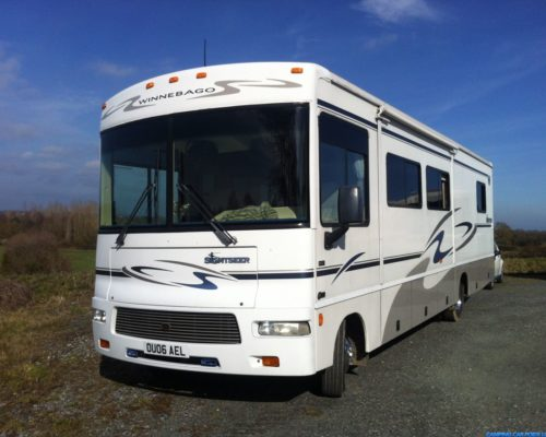 Winnebago Sightseer 89000€ FR