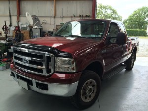 Ford F 250 4X4 - 2006 - 29000€