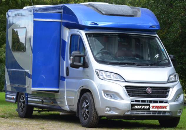 Camping-car VL <3,5T avec slide  -  69900€ neuf
