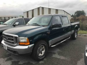 Ford F350 24900€