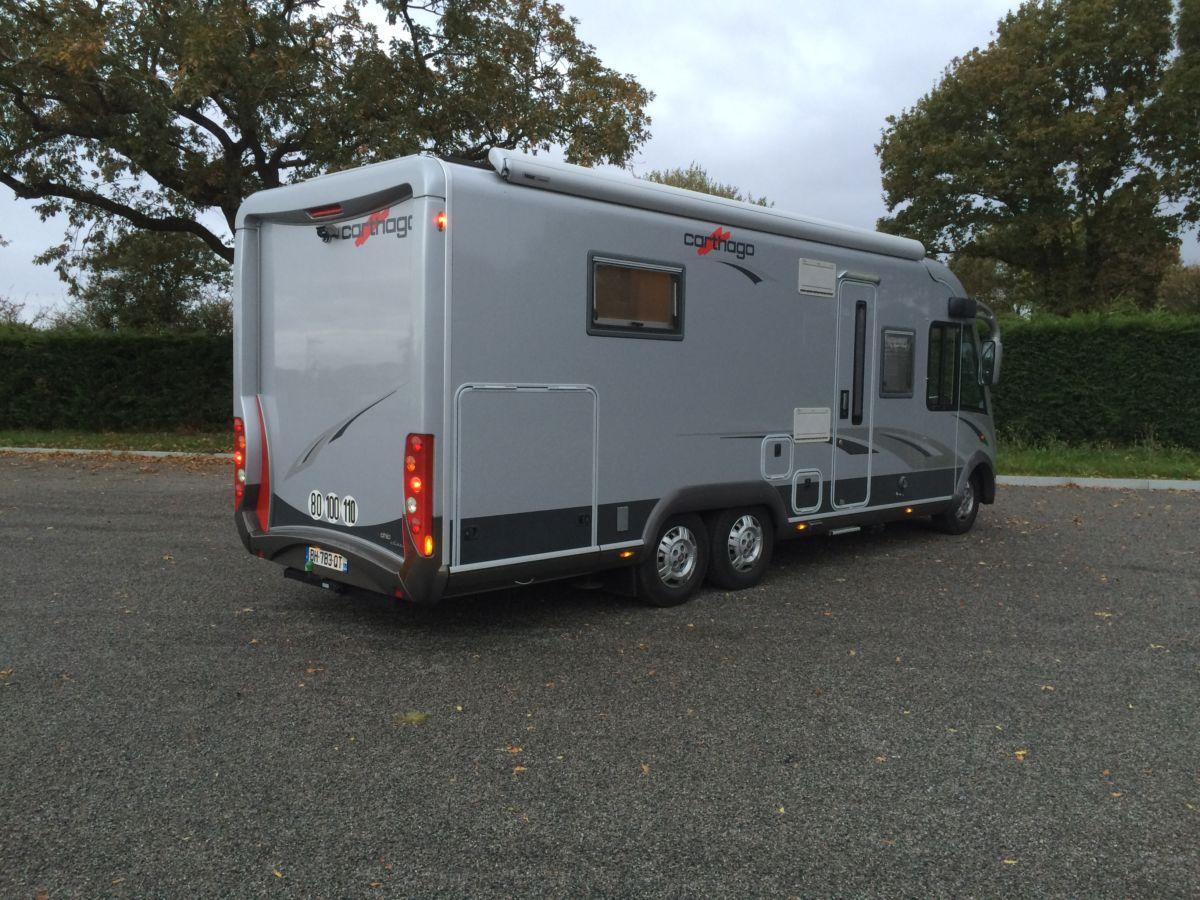 carthago camping car poids lourd. Black Bedroom Furniture Sets. Home Design Ideas