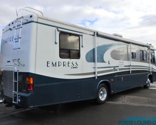 TRIPLE E Empress arrivé au H44