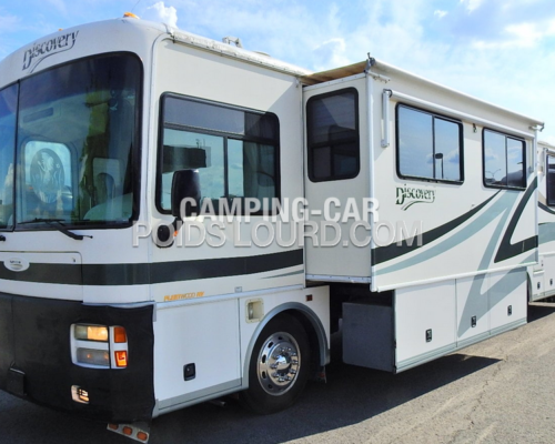 FLEETWOOD DISCOVERY 36T  2001  79000€  INTERNET 69000€