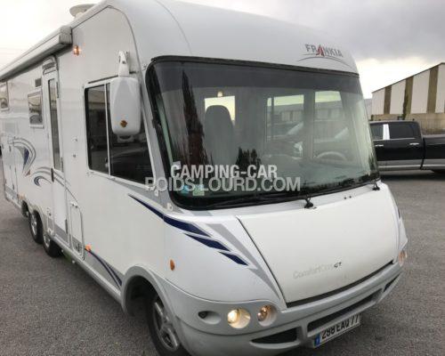 Frankia Comfort Class 2006 44900€